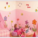 Funky Flowers Room Make Over Kit - Wall Stickers