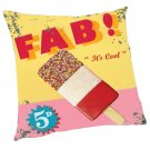 FAB! Ice Cream Pillow - Kids/Teens Pillow