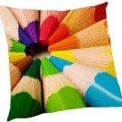 Pencils Pillow - Kids/Teens Pillow