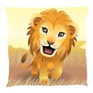 Lion Pillow - Kids Pillow