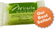 6 X 7oz Package Miracle Noodle Angel Hair Shirataki Pasta