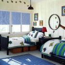 NEW POTTERY BARN-BOY-QUILT BED SHAM-MAX BUGS~SET 2 NEW