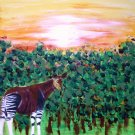 The Lonely Okapi