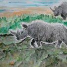 Browsing Rhinos