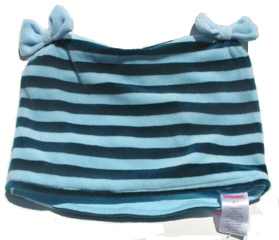 GYMBOREE My Best Friend Girls Velour Winter Hat 5 6 7 NWT