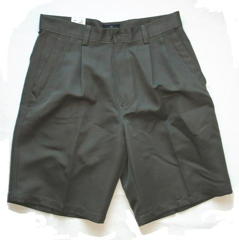 DOCKERS Mens Golf Shorts Green 30 NEW $44