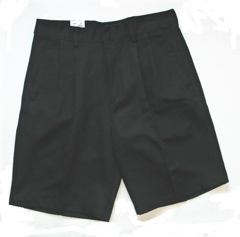 DOCKERS Mens Golf Shorts Black 30 NEW $44