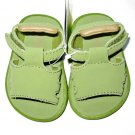 GYMBOREE Island Excursion Boys Green Sandals 05 12 18 Mo NEW $24