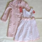 GYMBOREE Parisian Rose Girls Easter Eyelet Dress Coat 5 NEW
