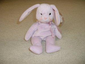 FLOPPITY, Beanie Baby Bunny w/tag