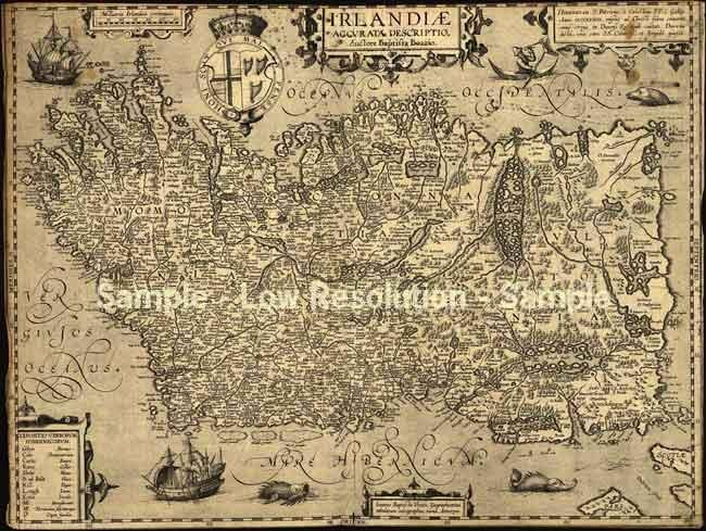 1606 in Ireland
