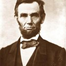 President Abraham Lincoln portrait photo photograph art print