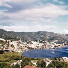 Frenchtown St. Thomas US Virgin Islands harbor 1941 photo art print by Jack Delano