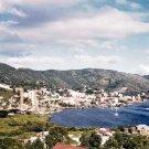 Frenchtown St. Thomas US Virgin Islands harbor 1941 photo art print by Jack Delano