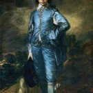 The Blue Boy painting 1770 child canvas art print by Thomas Gainsborough