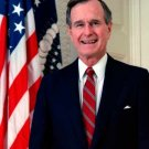 President George Herbert Walker Bush 41 photo photograph art print