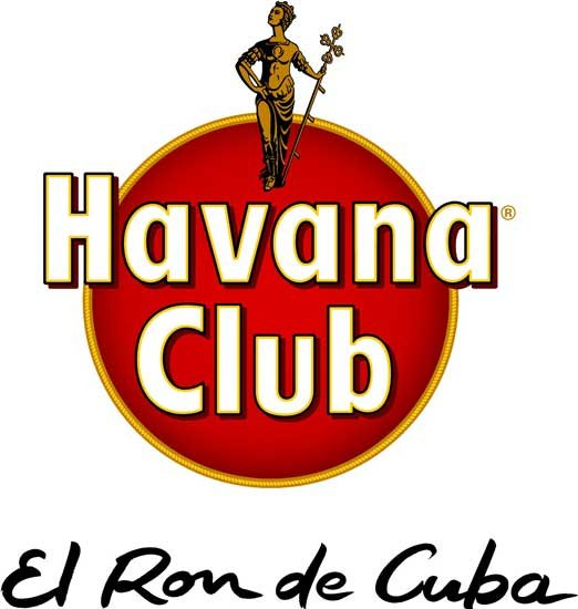 Havana Club Rum logo label Cuban Cuba Caribbean canvas art print