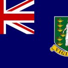 British Virgin Islands BVI Flag art print