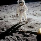 First Moon Walk Commander Neil Armstrong Apollo 11 1969 photo photograph art print