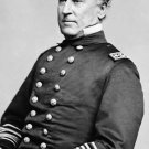 Admiral David Farragut portrait Civil War photo photograph by Matthew Brady