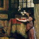 In my Studio 1893 Victorian canvas art print by Lawrence Alma Tadema