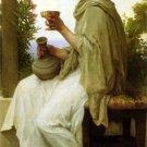Bacchante 1894 canvas art print by William Adolphe Bouguereau