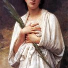 La palme The Palm Leaf canvas art print by William Adolphe Bouguereau