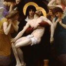 Pieta 1876 canvas art print by William Adolphe Bouguereau