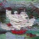 Japanese Footbridge Detail 1899 water canvas art print by Claude Monet
