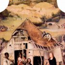 The Adoration of the Magi Christian religion canvas art print by Bosch