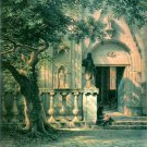 Sunlight and Shadow canvas art print by Bierstadt