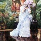 The Elder Strauss woman canvas art print by Tissot
