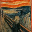 The Scream canvas art print by Edvard Munch