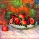 Still Life with Fruits canvas art print by Pierre-Auguste Renoir