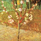 Almond Tree in Blossom landscape canvas art print by Vincent van Gogh