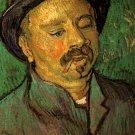 Portrait of a One Eyed Man canvas art print by Vincent van Gogh