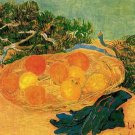 Still Life with Oranges and Lemons canvas art print Vincent van Gogh