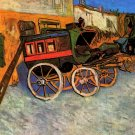 Tarascon Diligence canvas art print by Vincent van Gogh