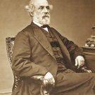 General Robert E Lee portrait Civil War canvas photo by Levin C. Handy