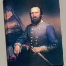 General Thomas Stonewall Jackson Gallery Wrap canvas art print Browne