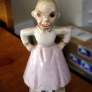 Vintage Happy and Angry Woman Shaker #300160