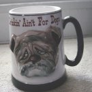 Drinkn' Ain't for Dogs Mug from Enesco #300143