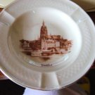 Vintage Johann Haviland Bavaria Souvenier Frankfort Ashtray #300118