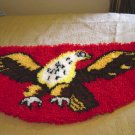 Beautiful Hand Made American Eagle Wall Hanging   #300832