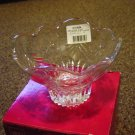 "Mikasa Christmas Night 6"" Footed Bowl Original Box  #300942"