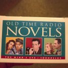 Old Time Radio Novels 4 Cassettes Maltese Falcon, Grapes of Wrath and More  #301067