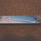 Elegance Silver Plated Evergreen Tree Candle Snuffer #301116
