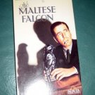 VHS Video The Maltese Falcon Humphrey Bogart Mary Astor  #301217