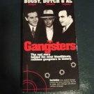 Bugsy Dutch and Al The Gangsters VHS Video   #301221