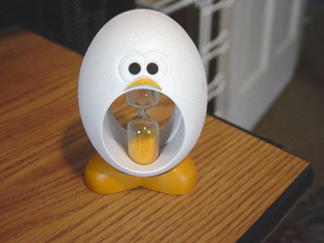 Adorable Screaming Egg Kitchen Accessory Egg Timer for Perfect Eggs #301242